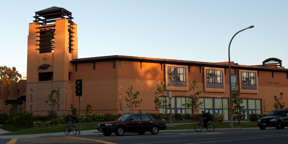 Uc irvine medical center building
