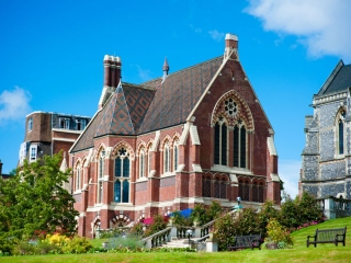 Pilgrims, Harrow School фото 1