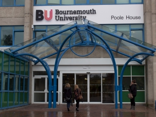 Bournemouth University фото 2