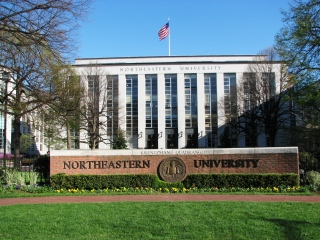 Northeastern University (ТОП 39)