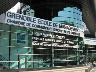 Grenoble School of Management  фото 10