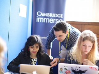 Cambridge Immerse